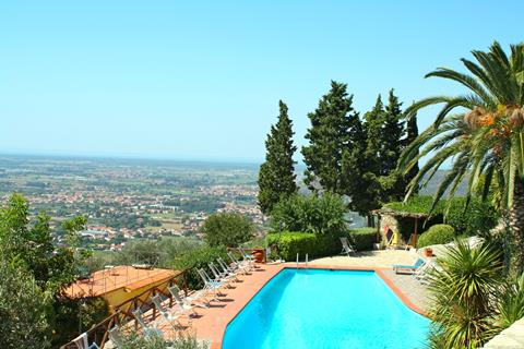Borgo degli Aranci (voorheen Le Capanne)
