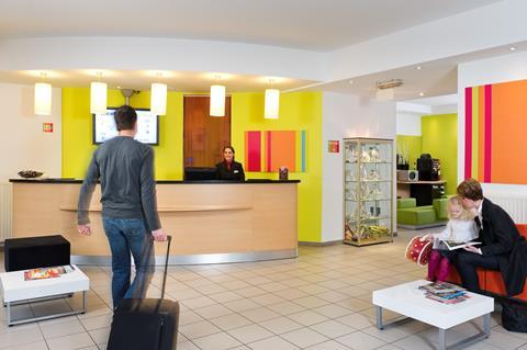 Ibis Styles Antwerpen City Center - Margriet