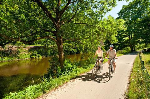 7-daagse fietsreis Lahn