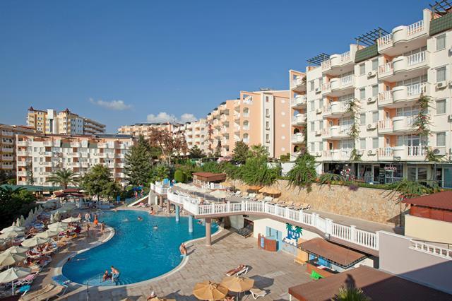 Club Paradiso Hotel And Resort  Alanya