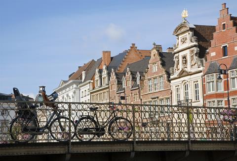 5-daagse standplaatsreis Gent
