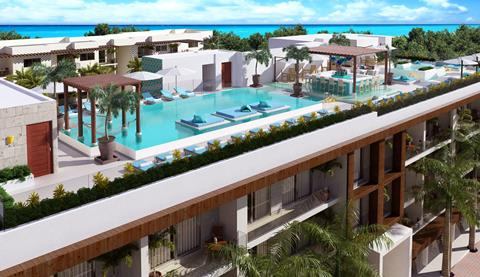 SCENE The Palm at Playa