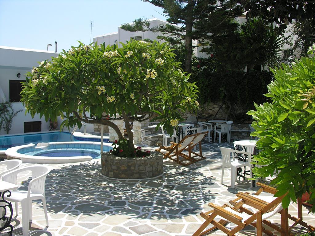 Zoek je een klein, traditioneel hotel met een perfecte ligging? dan ben je bij hotel atlantis in naoussa aan ...