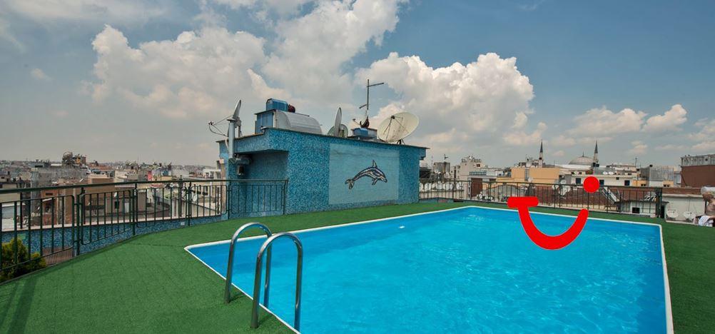Laleli gonen hotel istanbul turkije tui for Istanbul family suites laleli