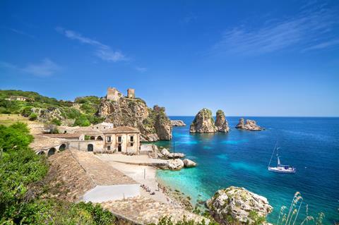 12-daagse rondreis Charming Sicilië