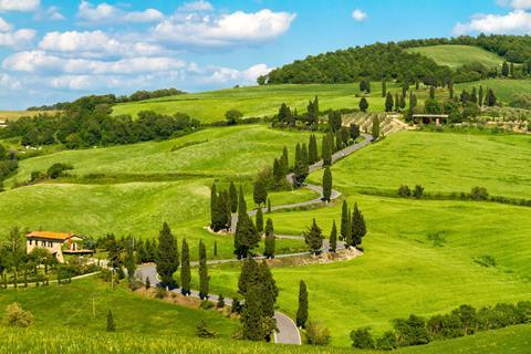 12-daagse rondreis Door het groene hart van Italië