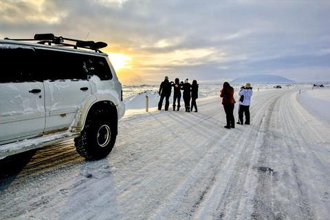 5-daagse rondreis Reykjavik en Lake Mývatn
