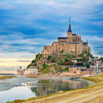8-daagse rondreis Bretagne & Normandië