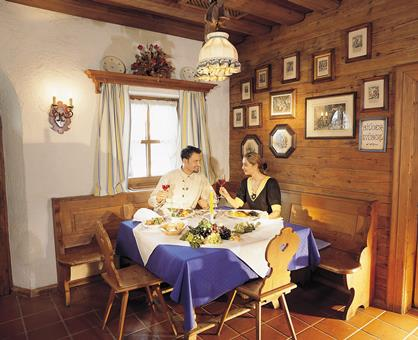 Cordial familie & vital chalet hotel