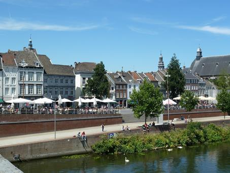 8-daagse fietsreis Sedan - Maastricht