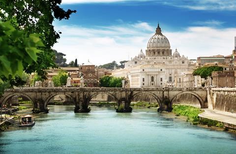 8-daagse rondreis Toscane & Rome