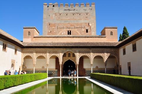 Sfeerimpressie Relaxed door Andalusië