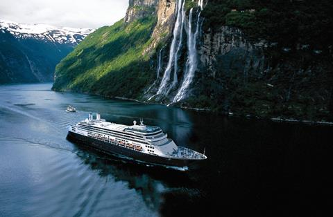 15-daagse Noordkaap cruise vanaf Rotterdam