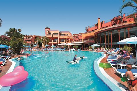 Zonvakanties Villa Mandi Golf Resort in Playa de las Américas ...