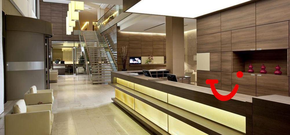 meli d sseldorf hotel d sseldorf duitsland tui. Black Bedroom Furniture Sets. Home Design Ideas