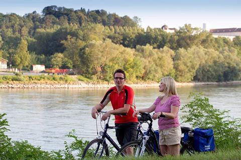 9-daagse Duitse Donau fietsreis - ZIN
