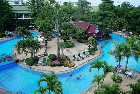Green Park Resort (Hotel) - Pattaya - Thailand - Arke