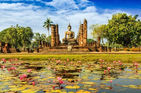 22-daagse groepsrondreis Thailand compleet