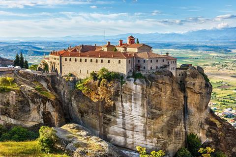 11-daagse rondreis Natuurlijk Griekenland