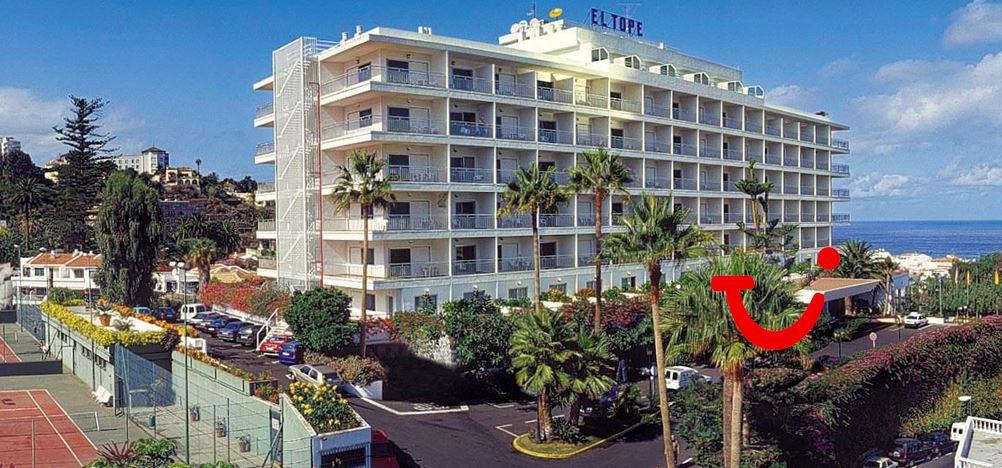 Gran Hotel El Tope Hotel Puerto De La Cruz Spanje Tui