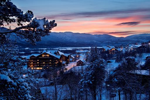 Highland Lodge - Geilo - Noorwegen