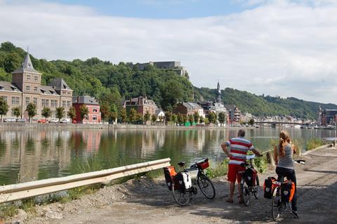 8-daagse fietsreis Maastricht - Sedan