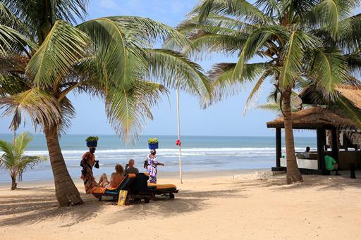 Kololi Beach Club aanbieding
