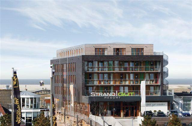 Strandgut Resort (hotel) - St. Peter-Ording - Duitsland