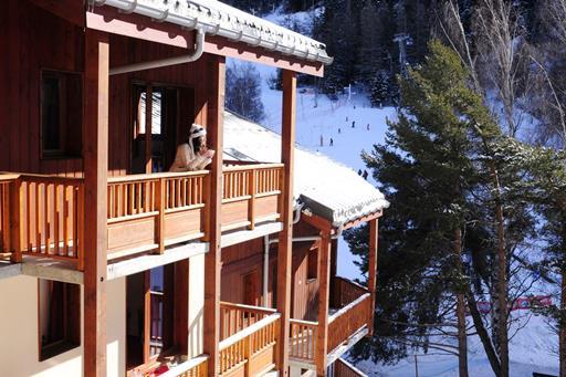 Frankrijk wintersport aanbieding