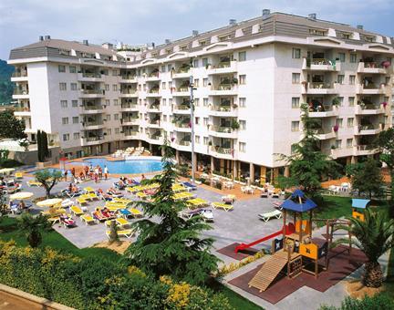 Aquahotel Montagut
