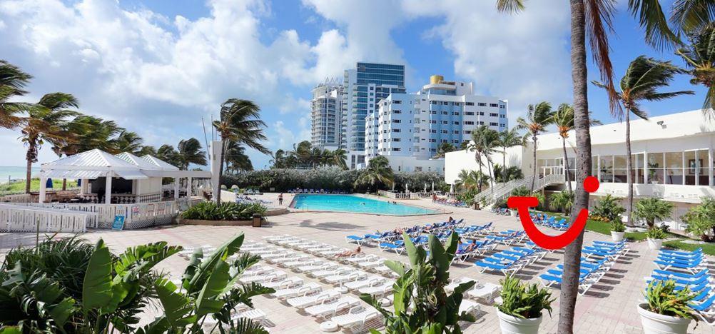 deauville beach resort hotel miami beach verenigde. Black Bedroom Furniture Sets. Home Design Ideas