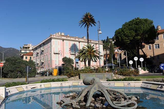 Europa design spa hotel rapallo itali arke nu tui for Design hotel liguria