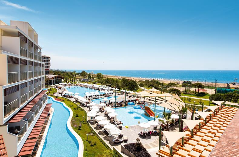 SENSATORI Barut Resort in Side