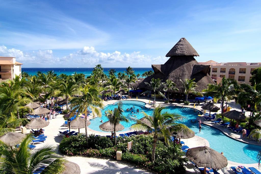 Sandos Playacar Beach Experience Resort