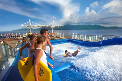 12-d West. Caraïbische cruise vanaf Ft. Lauderdale
