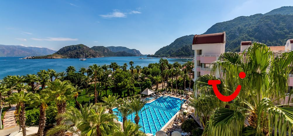 Aqua Hotel Icmeler All Inclusive