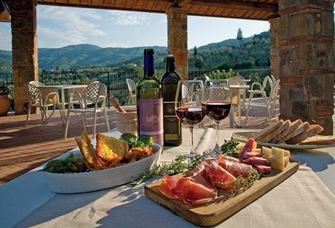 8-daagse rondreis Culinair Toscane