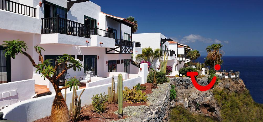 Jardin tecina hotel playa de santiago spanje tui for Jardin tecina