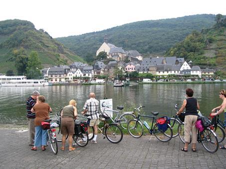 Duitsland, 7-daagse fietstour Moezel