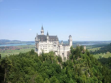 7-dg rondreis De grens van Oostenrijk & Duitsland