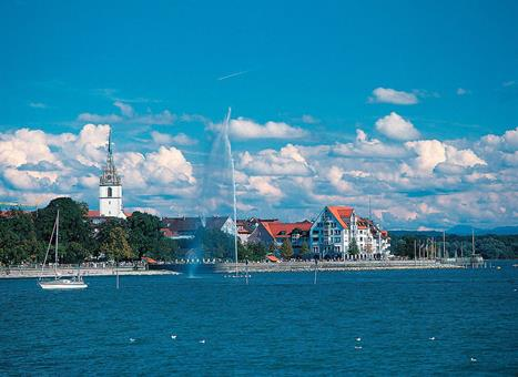 Duitsland, 8-daagse standplaatsreis Langenargen