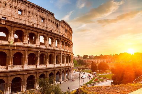 8-daagse rondreis Rome, Napels & Sorrento