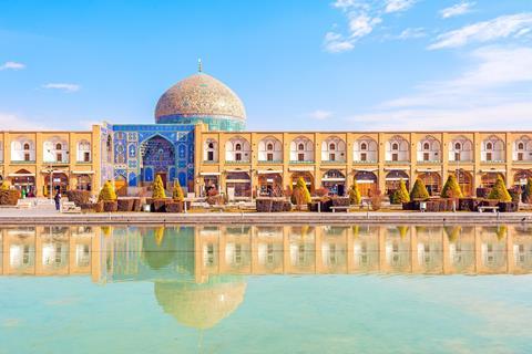 15-daagse rondreis De Schatten van Perzië