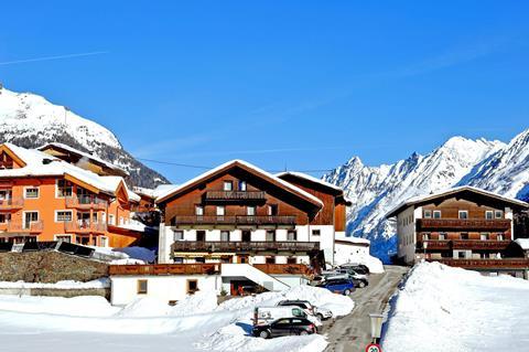 hotel Solden - Bergsee
