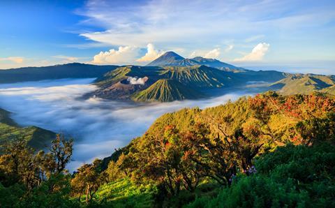 23-daagse rondreis Sumatra, Java, Bali