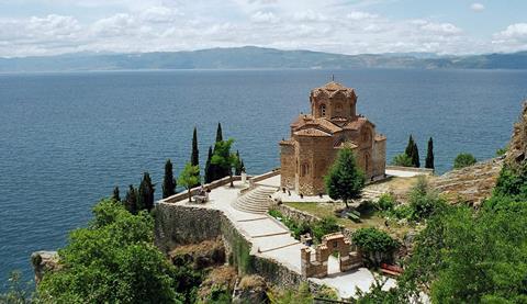 8-daagse fietsreis Macedonië