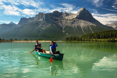 19-daagse rondreis Spectaculair West Canada