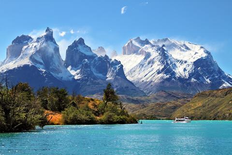 19-daagse Zuid-Amerika cruise vanaf Buenos Aires