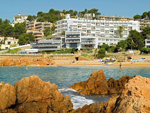 Gran Hotel Reymar Tossa De Mar Spanje Arke Nu Tui