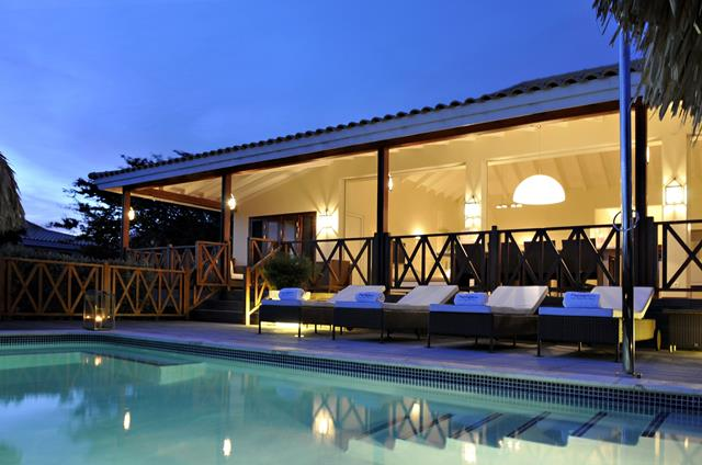 villas papagayo: